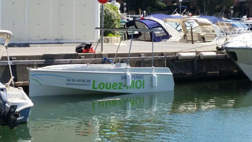 Le bateau électro-solaire