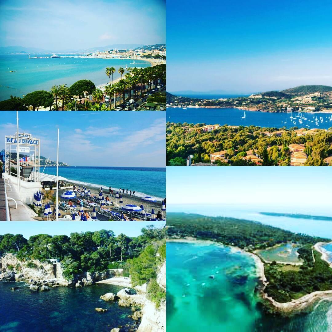 Nos plus belles plages de la côte d'azur