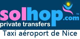 Taxi aéroport de Nice