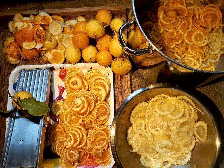 Le citron en fête!